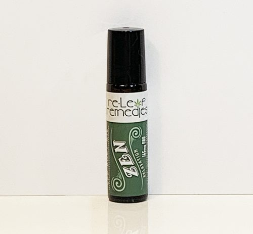 Zen Body Oil Roll-On